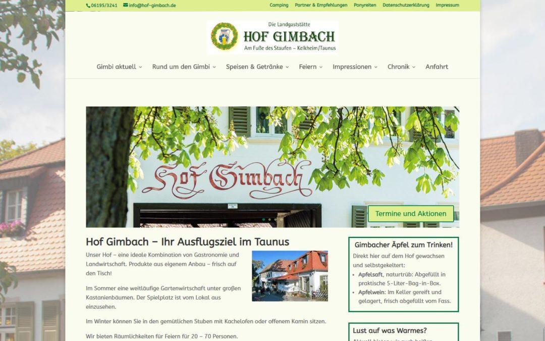 Hof Gimbach, Kelkheim